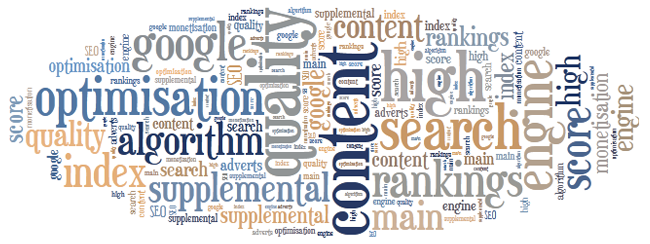 When it comes to SEO, having high quality page content is a must...
