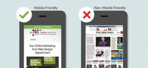 Google mobile friendly sites