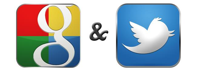 Google Twitter Partnership