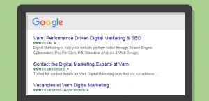 Dominate Brand Searches