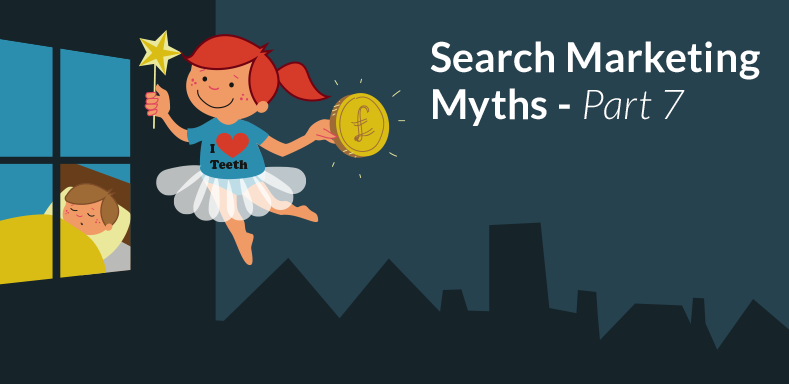 Search Marketing Myths Part 7 - CTR, Domain Age and XML Sitemaps