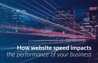website speed image