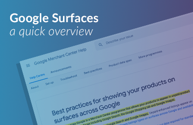 google-surfaces